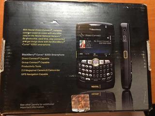 Celular Blackberry 8350i Black
