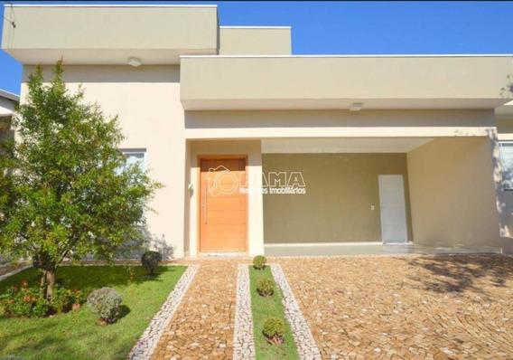 Linda Casa Em Condomínio Fechado Em Paulínia - R$ 260.000,00