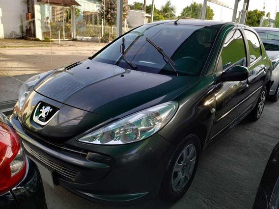 Peugeot 207 2013 1.6 2011 Verde Escuro 4p