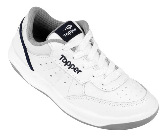 TopperX Forcer Bco/gris/azul 21870
