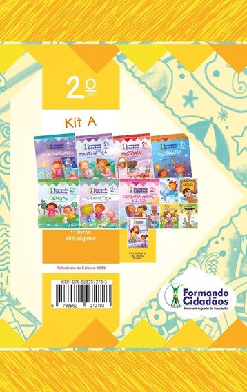 Livro Formando Cidadãos Kit A 2º Ano