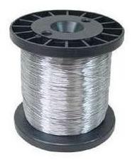 Carretel Arame Aço Inox Aisi 304l Cerca Eletrica Fio 0,70mm