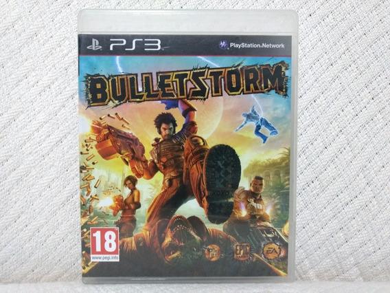 Jogo Ps3 Bulletstorm Mídia Física