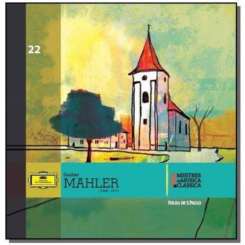 Cd Coleção Folha Mestres Da Música Clássica Mahler
