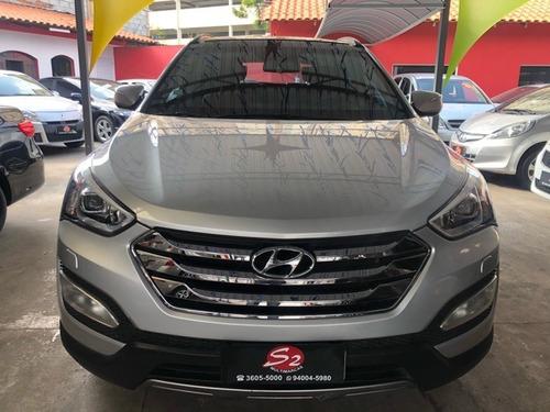 Hyundai Santa Fé Santa Fe 3.3 2015 7 Lugares Blindada