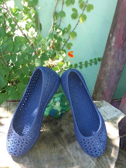 Chatitas Zapatos De Goma Evacol Importados
