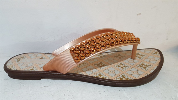 Sandalia Ojota Mujer Vizzia (36 Al 40) (art 966)