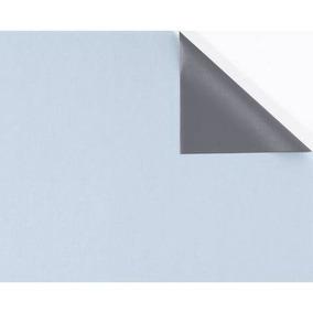Cortina Corta Luz Pvc 2,60 X 1,70 Com Ilhoses