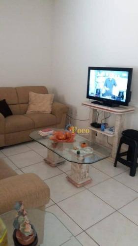 Imagem 1 de 8 de Casa Com 3 Dormitórios À Venda, 120 M² Por R$ 450.000,00 - Vila Cruzeiro - Itatiba/sp - Ca0772