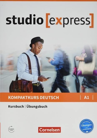 Studio [express] A1 - Kurs- Und Übungsbuch Mit Audios Online
