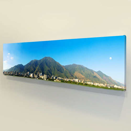 Cuadro Lienzo Avila Impreso Medidas 200 X 50 Cm Foto Canvas