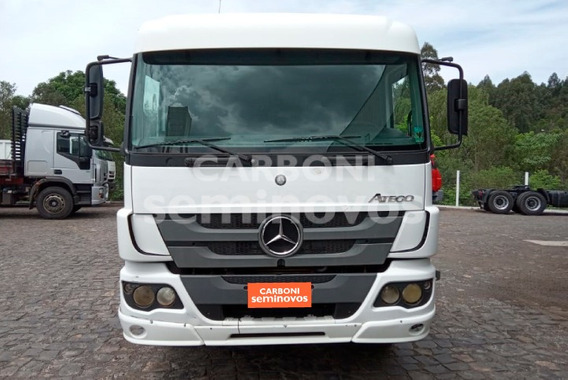 Mercedes Benz Atego 2429, Ano:2012/2012