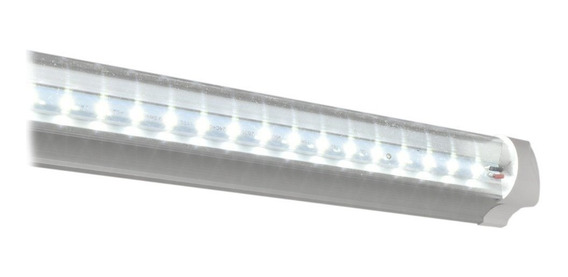 10 Lamparas Led Techo Tubo 18w T8 Aluminio Envio Gratis /e
