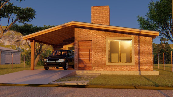 Casa Diseño Clásico 73m²