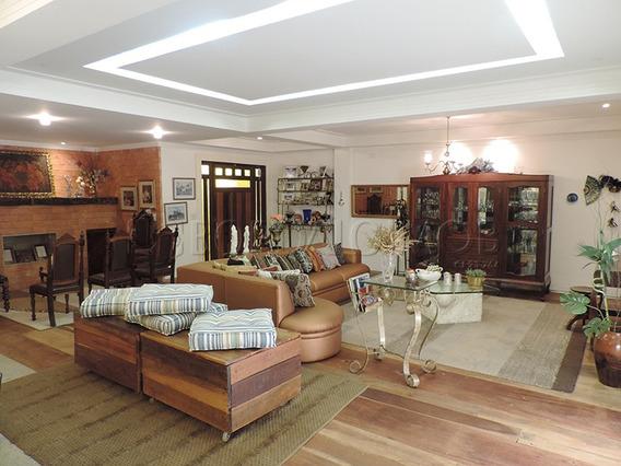 Smpw 07, Casa Principal De 800m² + Apartamento De Apoio De +/- 300m, Lazer Completo! - Villa117548