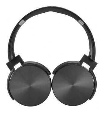 Headphone Premium Bt/sd/fm Preto Multilaser Ph264