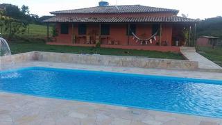 Ótima Fazenda Em São João Del Rey - 08 Klm Terra- Casa Sede Ótima- Casa Caseiro - Alambique-lago Com Peixes. - 110