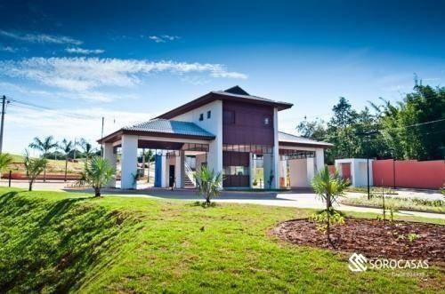 Terreno À Venda, 300 M² Por R$ 320.000 - Jardim Residencial Chácara Ondina - Sorocaba/sp - Te1052