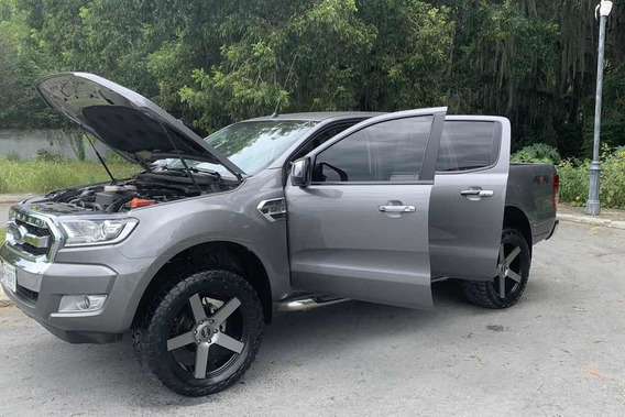 Ford Ranger 3.2 Xlt Diésel Cabina Doble 4x4 At 2019