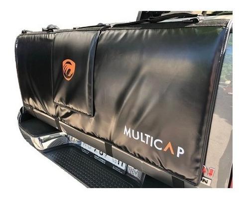 Imagen 1 de 3 de Funda Portabici Multicap Compuerta Camioneta