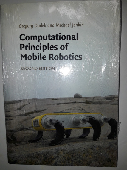 Livro Computational Principles Of Mobile Robotics