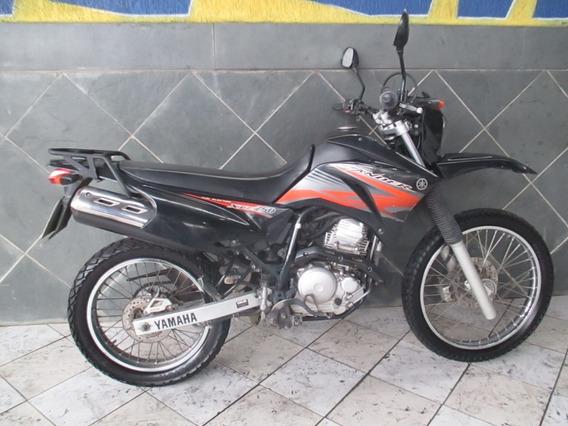 Yamaha Xtz 250 Lander Preta 2013