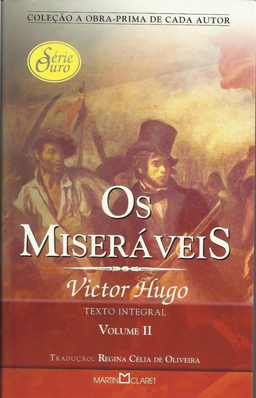 Os Miseráveis Vol. 2 - Victor Hugo