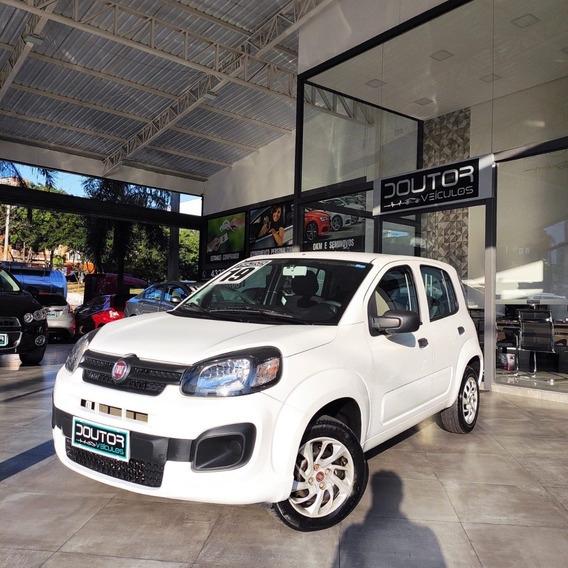 Fiat Uno 1.0 Attractive Flex Manual 4p 2019 / Uno 19