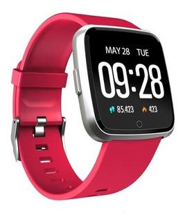 Relógio Inteligente Smartwatch Colmi Ip67 Cardiaca Esportes