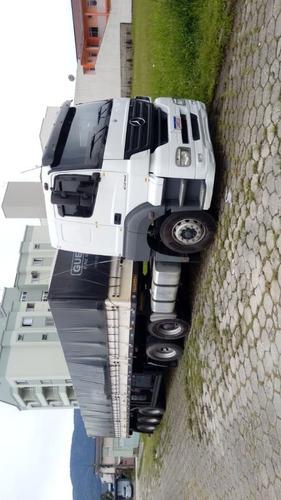 Mercedes Bens Axor 2540 Com Carret
