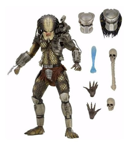 Figura 18 Cm Predator Jungle Hunter Ultimate - Depredador