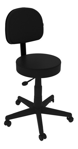 Cadeira Mocho Giratória Maca Estética /consultório E Encosto