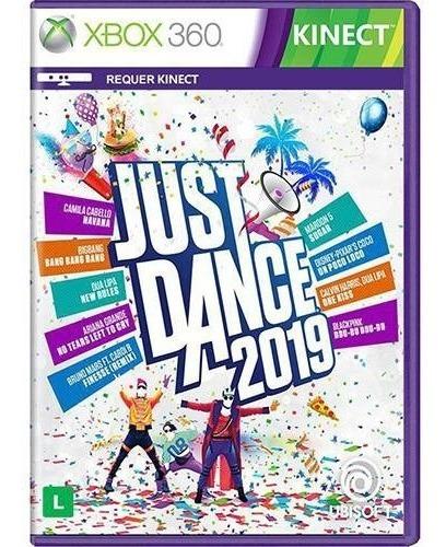 Just Dance 2019 (mídia Física) - Xbox 360 (novo)