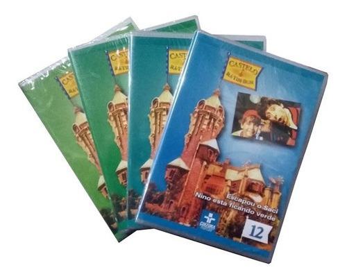 Imagem 1 de 2 de Box Dvd Original Castelo Ra Tim Bum - Série 3 + Brinde