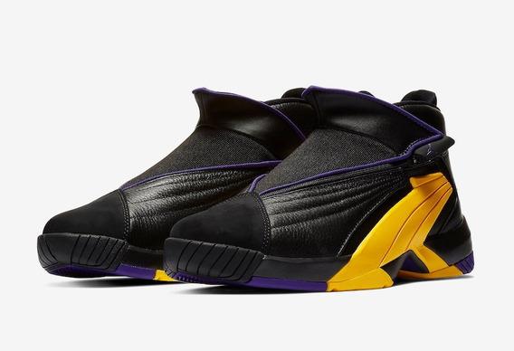 Jordan Jumpman Swift Lakers Edition (27 Mex) Astroboyshop