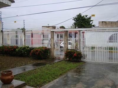 Venta De Casa De 80mts2 Con Terreno 285mts2 En Cagua.gbf