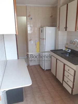 Apartamento Para Locação Com 51 Metros Quadrados Em Jardim Celeste, Sp - Sb47