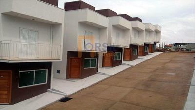 Sobrado De Condomínio Com 2 Dorms, Vila Nova Aparecida, Mogi Das Cruzes - R$ 225 Mil, Cod: 1229 - V1229