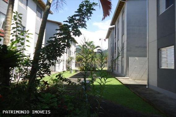 Apartamento Para Venda Em Ubatuba, Maranduba, 2 Dormitórios, 1 Suíte, 2 Banheiros, 1 Vaga - 645