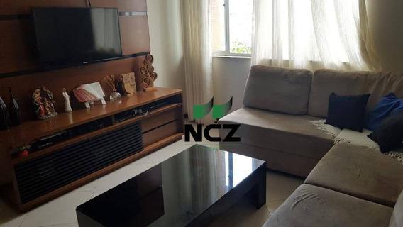 Apartamento Com 3 Quartos (1 Suíte) Mais Dependência À Venda, 80 M² Por R$ 290.000 - Vila Laura - Salvador/ba - Ap2353