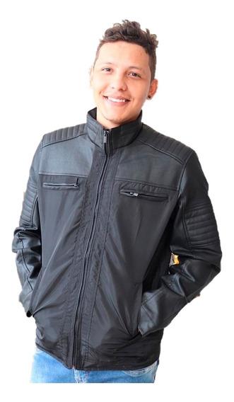 Jaqueta De Frio Masculina Slim Blusa De Frio Casaco Estiloso