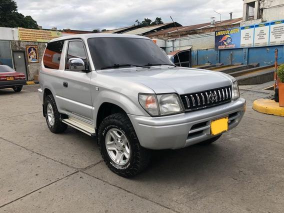 Toyota Prado Zumo 2005