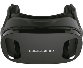 Óculos Realidade Virtual 3d Gamer Warrior Vr Headphone Js086