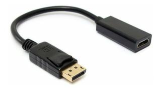 Cable Adaptador Displayport Macho A Hdmi Hembra