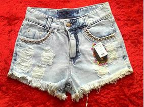 Shorts Jeans Da Moda 2016 Um Arraso