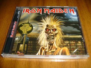 Cd Iron Maiden / Homonimo (nuevo Y Sellado) Made In Eu