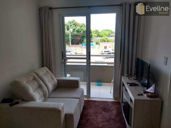 Apartamento Com 2 Dorms, Jundiapeba, Mogi Das Cruzes - R$ 155 Mil, Cod: 1319 - A1319