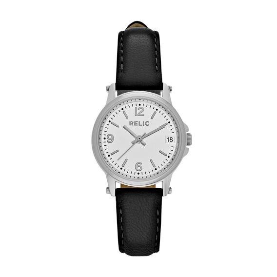 Reloj Dama Relic Matilda Zr34348 Color Negro