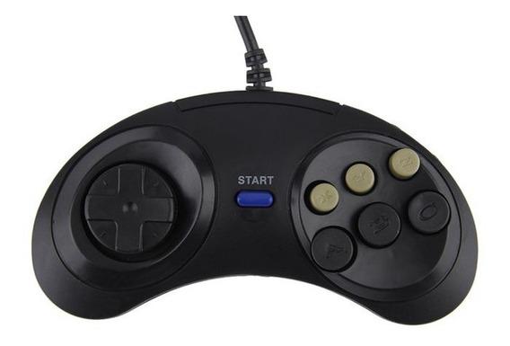 Controle Mega Drive E Master System Tectoy