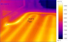 Calefaccion Deteccion De Perdidas Por Termografia Y Geofono